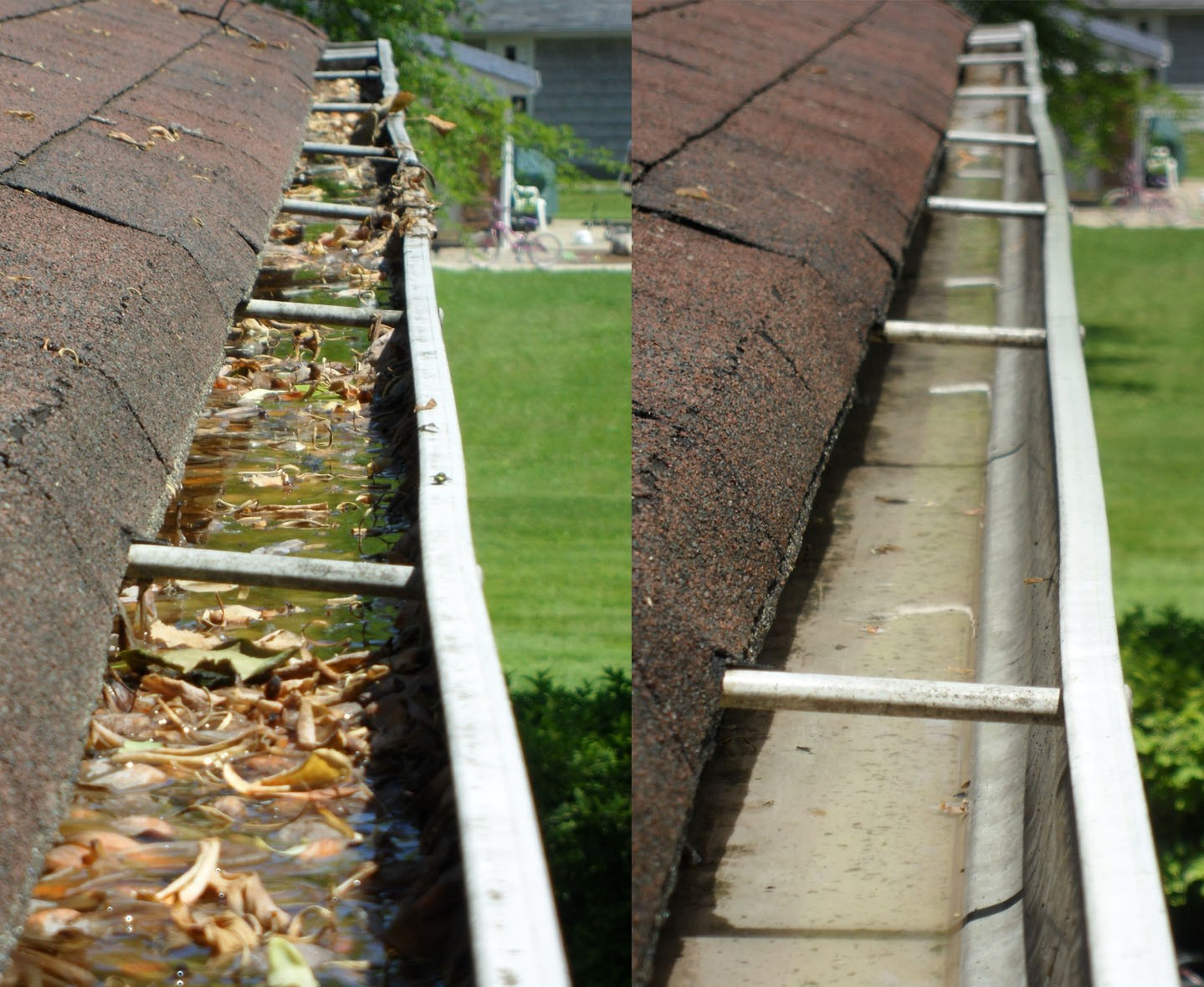 Gutters Services Cleaning Repair And Installations